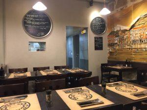 Restaurant La socca d'or, Nice