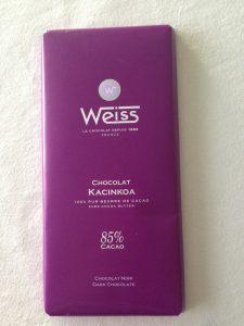 Tablette Weiss 85%