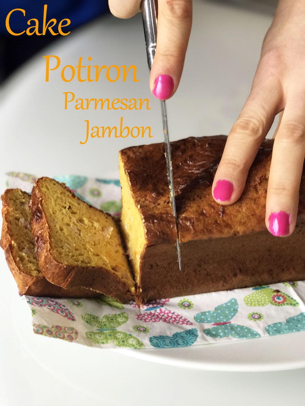 Cake au potiron et jambon secrets culinaires g teaux et p tisseries blog photo - Cake au potiron sucre ...