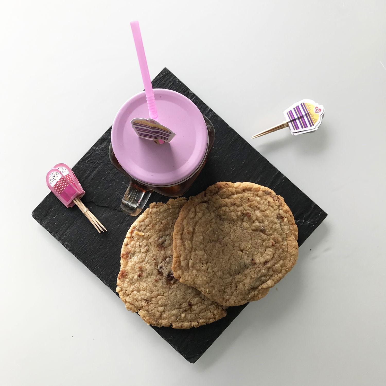 Cookies de Sarah Kieffer