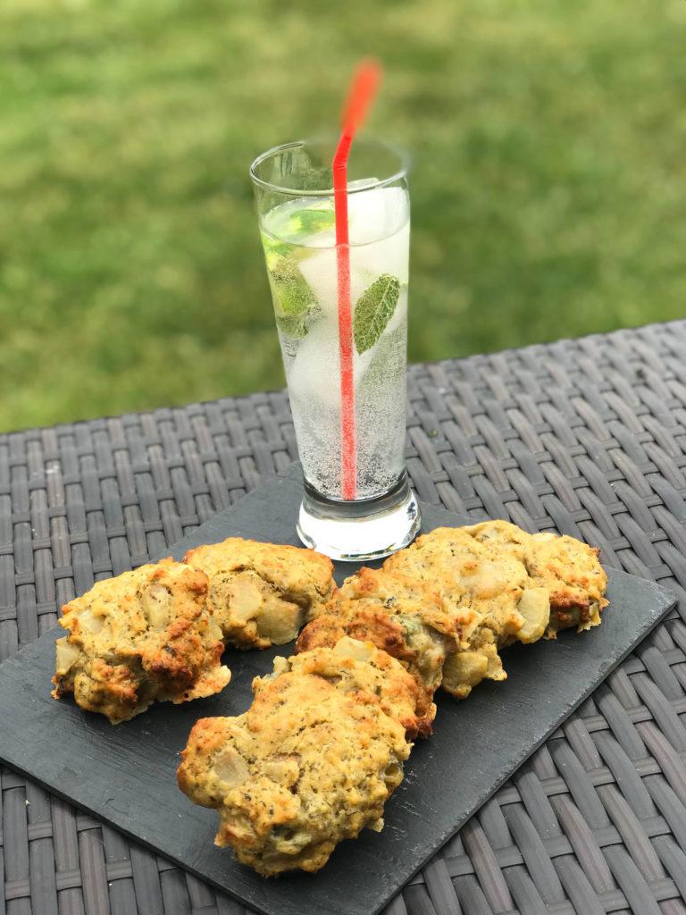 Cookies salés apéritif